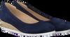 Blaue GABOR Slipper 641 - small