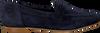 Blaue NOTRE-V Mokassins 27980LX  - small