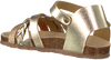 Goldfarbene BUNNIES JR Sandalen BECKY BEACH  - small