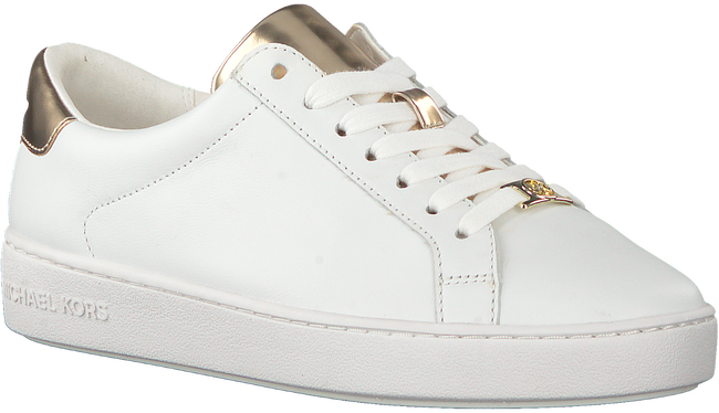 Weiße MICHAEL KORS Sneaker IRVING LACE UP - large