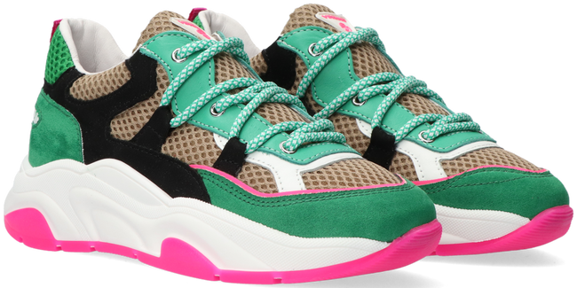 Grüne VINGINO Sneaker low JOY  - large