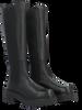 Schwarze CA'SHOTT Hohe Stiefel 24206  - small