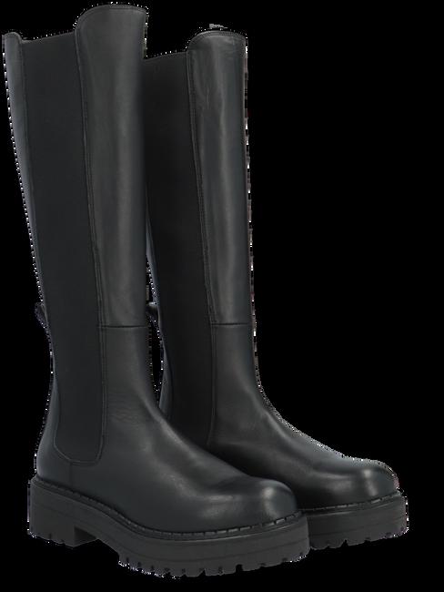 Schwarze CA'SHOTT Hohe Stiefel 24206  - large