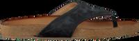Schwarze MJUS Zehentrenner 463004 - medium