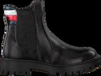 Schwarze TOMMY HILFIGER Chelsea Boots 30853  - medium