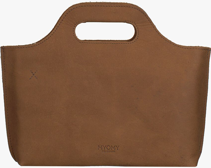 Taupe MYOMY Handtasche MY CARRY BAG MINI - larger