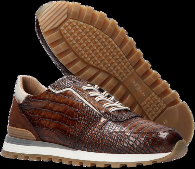 Braune GIORGIO Sneaker low 87520  - large