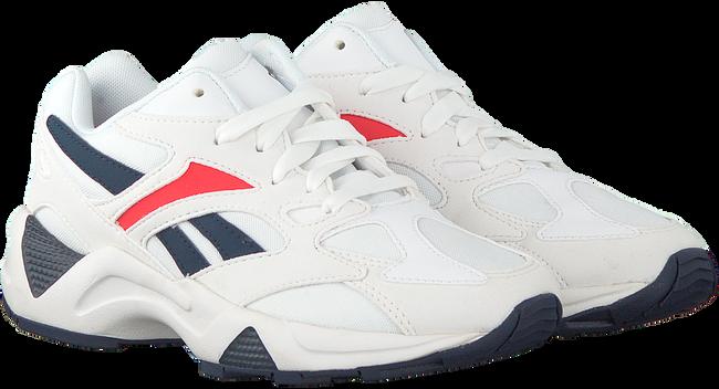 Weiße REEBOK Sneaker low AZTREK 96  - large