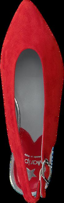 Rote MARIPE Sandalen 26476 - large