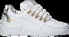 Weiße NUBIKK Sneaker low ROQUE ROYAL  - small