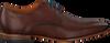 Cognacfarbene VAN LIER Business Schuhe 1918902  - small