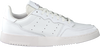 Weiße ADIDAS Sneaker low SUPERCOURT  - small