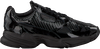 Schwarze ADIDAS Sneaker FALCON WMN - small