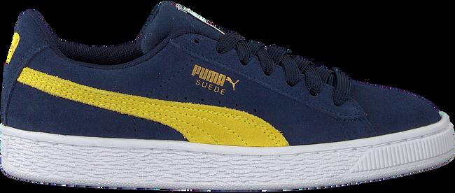 Blaue PUMA Sneaker SUEDE CLASSIC JR  - large