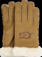 Cognacfarbene UGG Handschuhe 18691  - medium