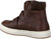 Braune VINGINO Ankle Boots SIL MID VELCRO  - small