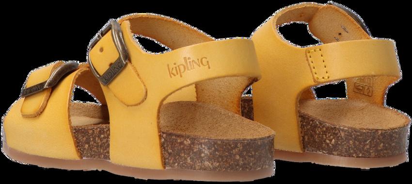 Gelbe KIPLING Sandalen EASY 4 - larger