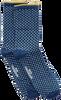 Blaue BECKSONDERGAARD Socken DINA SMALL DOTS  - small