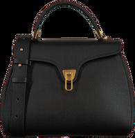 Schwarze COCCINELLE Handtasche MARVIN 1803  - medium