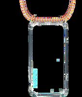 Gelbe KASCHA-C Handy-Schutzhülle PHONECORD IPHONE 7+/8+  - medium