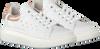Weiße BRAQEEZ Sneaker ALBA ALEX  - small