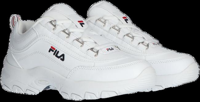 Weiße FILA Sneaker STRADA LOW KIDS  - large