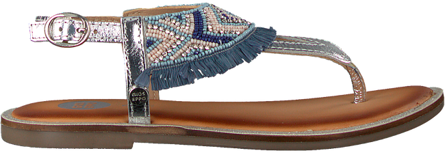 Blaue GIOSEPPO Sandalen BERMUDAS  - large