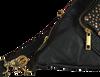 Schwarze DEPECHE Gürteltasche BUM BAG 13788  - small