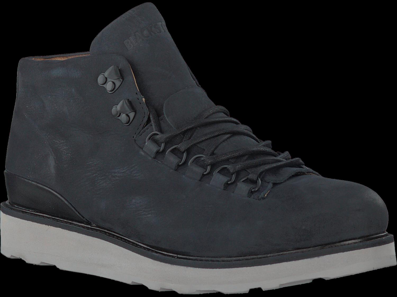 schwarze blackstone ankle boots mm23 jetzt im sale. Black Bedroom Furniture Sets. Home Design Ideas