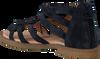 Blaue CLIC! Sandalen 8909 - small