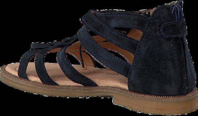 Blaue CLIC! Sandalen 8909 - large