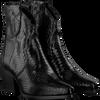 Schwarze VERTON Stiefeletten 667-004  - small