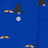 Blaue Alfredo Gonzales Socken TOUCAN  - small