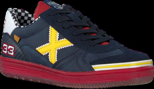Blaue MUNICH Sneaker low G3 LACE  - large