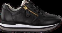 Schwarze GABOR Sneaker low 448  - medium