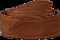 Cognacfarbene LEGEND Gürtel 10223  - medium