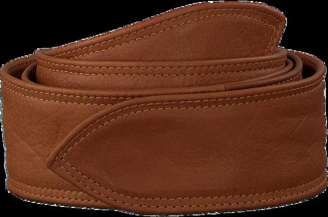 Cognacfarbene LEGEND Gürtel 10223  - large