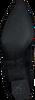 Schwarze PAUL GREEN Stiefeletten 9647  - small