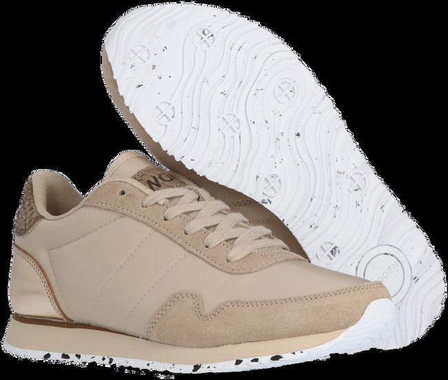 Beige WODEN Sneaker low NORA III  - large