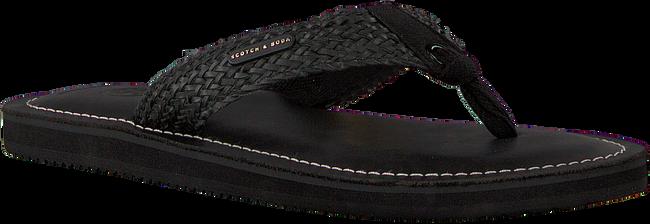 Schwarze SCOTCH & SODA Pantolette CADELLI  - large