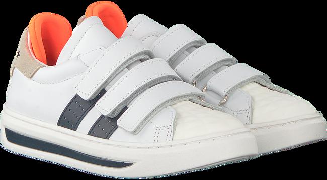 Weiße HIP Sneaker H1888 KLITTENBAND - large