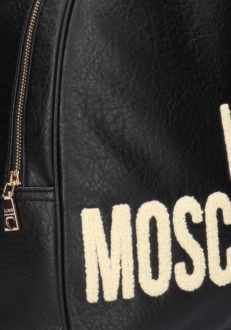 Schwarze LOVE MOSCHINO Rucksack 42876  - large
