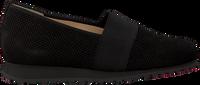 Schwarze HASSIA Slipper 1654 - medium