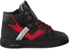 Schwarze PINOCCHIO Sneaker P1186  - small