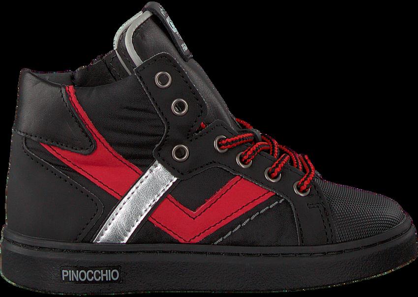 Schwarze PINOCCHIO Sneaker P1186  - larger