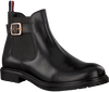 Schwarze TOMMY HILFIGER Chelsea Boots 30460  - small