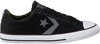 Schwarze CONVERSE Sneaker STAR PLAYER OX KIDS - small