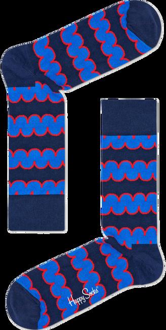 HAPPY SOCKS Socken SQUIGGLY - large