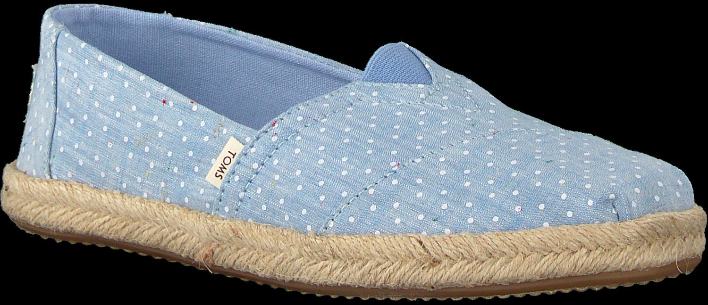 Blaue TOMS Espadrilles ALPARGATA 10013520 | Omoda