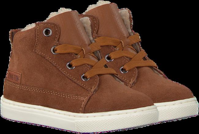 Cognacfarbene TON & TON Sneaker high PL20W017  - large